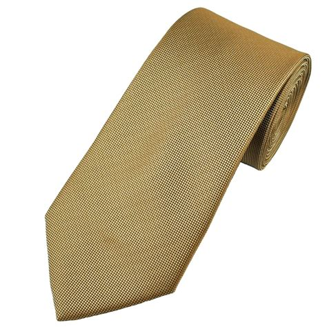 gold beige micro woven patterned s tie from ties