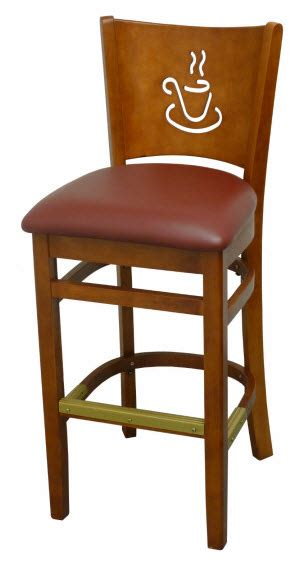 Wood Bar Stools Canada by Cafe Wood Bar Stool Restaurant Furniture Canada