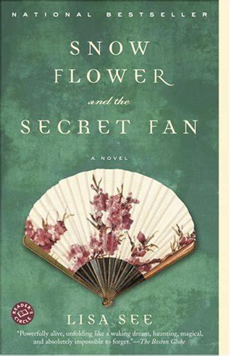 snow flower and the secret fan movie helen s book blog review snow flower and the secret fan