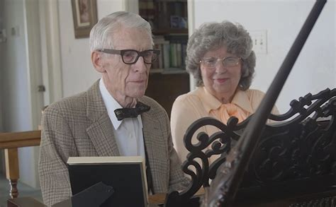 Wedding Anniversary Songs For Grandparents by Grandparents Recreate Up Piano Duet For 62nd Anniversary