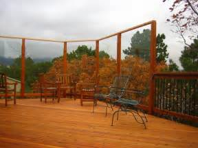 wood decks colorado springs decks by schmillen
