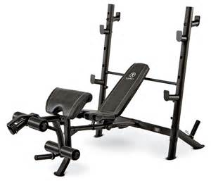 home bench press mid size barbell bench press for home gyms marcy md 867w