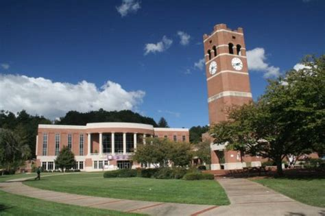 Western Carolina Mba Ranking by Top 25 Most Affordable Business Graduate Degrees