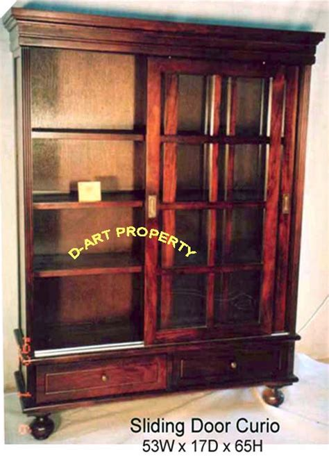 curio cabinet with sliding glass door reversing a sliding door of a curio cabinet cabinet doors