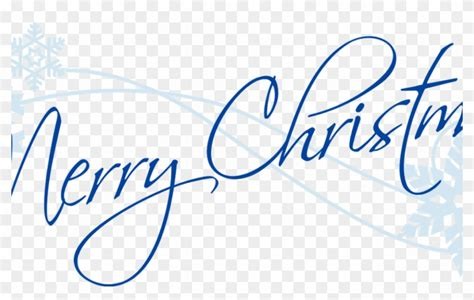 merry christmas  happy  year signature   merry christmas clipart  pikpng