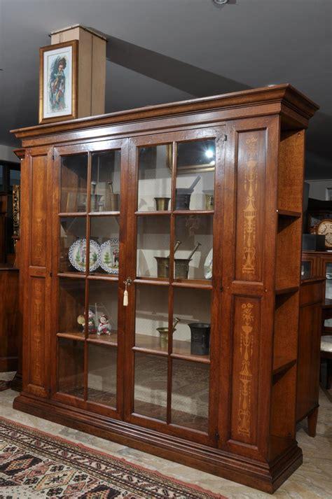 librerie stile inglese raffinata libreria in stile vittoriano inglese mobili