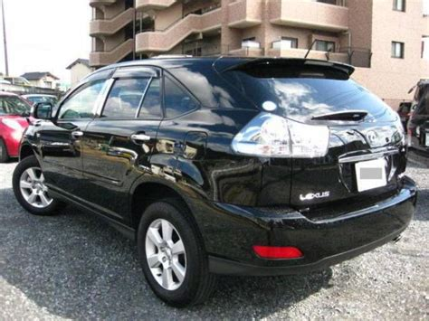 used 2010 toyota harrier 240g 2010 10 toyota harrier acu30w 240g for sale japanese used