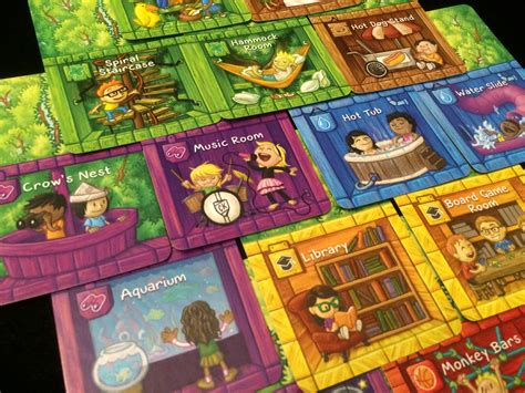 Best Treehouse Board Best Treehouse Preview The League Of Nonsensical
