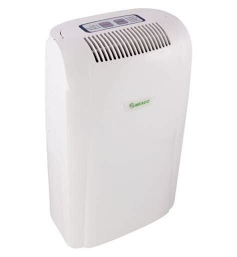 Meaco 10l Small Home Dehumidifier Air Filters Humidifiers De Humidifiers Electrical