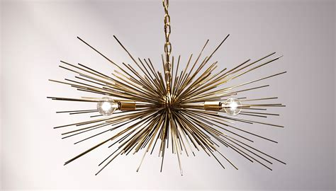 Urchin Chandelier Gold Urchin Chandelier Moco Loco Submissions