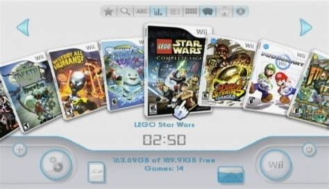 best homebrew apps wii how to back up and play your wii from an external