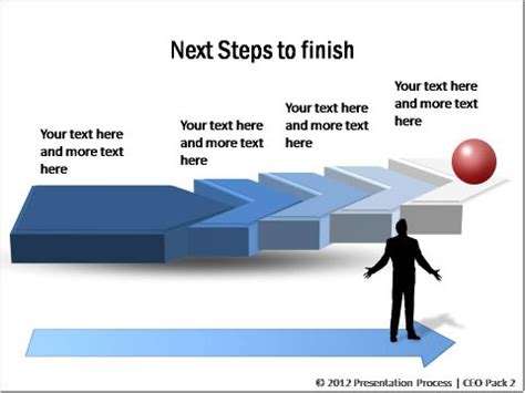 Powerpoint Steps Powerpoint Graphic Templates