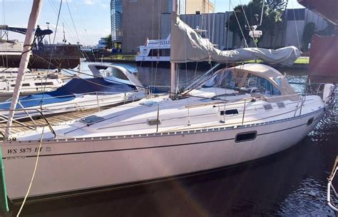 boat transport duluth mn 1994 beneteau oceanis 351 sail boat for sale www