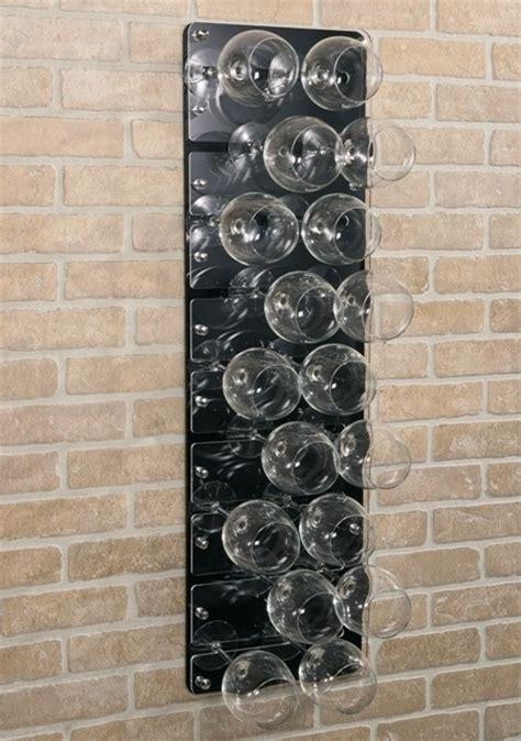 rastrelliera bicchieri porta bicchieri appesi qf99 pineglen
