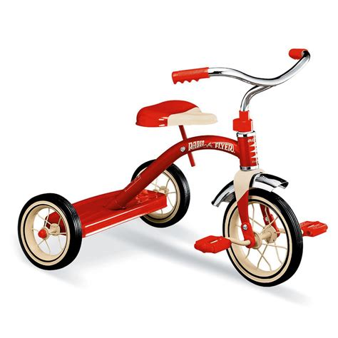 radio flyer tricycle radio flyer classic tricycle