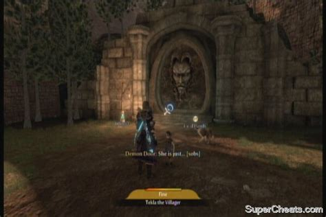Doors Fable 3 by Doors Fable Iii Guide