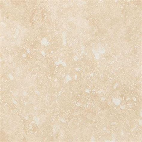 1 ft travertine floor msi ivory 4 in x 4 in honed travertine floor and wall