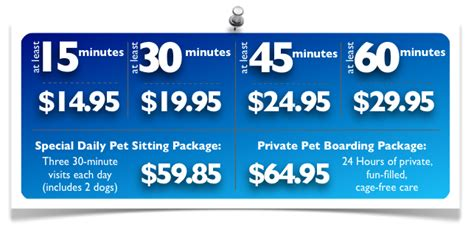 sitting prices walking pet sitting prices in elmhurst downers grove il