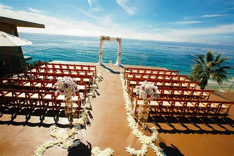 wedding locations in laguna ca 2 laguna wedding venues laguna ca lgbt weddings surf and sand resort pagina