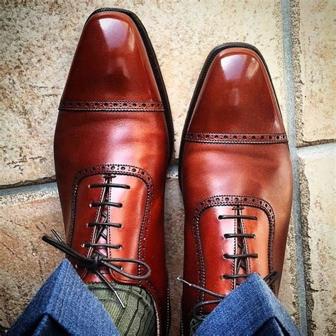 oxford shoes with suit westbourne an oxford shoe with a u throat and punched toe