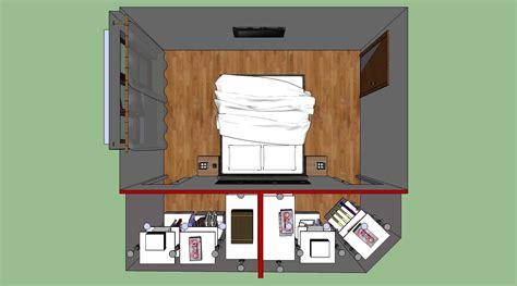 cabina armadio misure minime dimensioni minime da letto matrimoniale con cabina