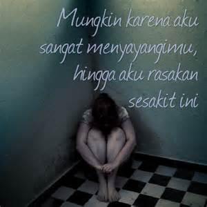 25 gambar kata kata sakit hati kecewa galau sedih terbaru