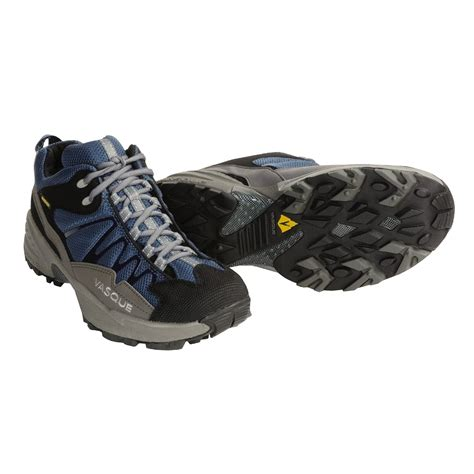 vasque velocity tex 174 xcr 174 trail running shoes for 1675h save 36