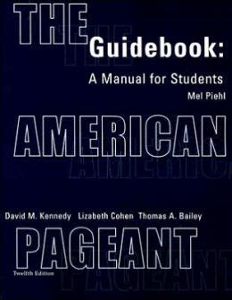 The American Pageant 12th Edition Chapter 16 Outline by The American Pageant History Book Notes