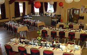Banquet Table Layout Images Of The Hall Newton In Bowland