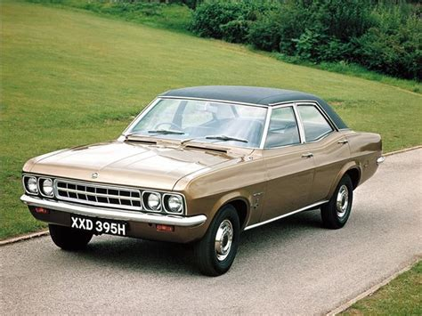 1972 vauxhall victor vauxhall victor ventora fd classic car review honest john