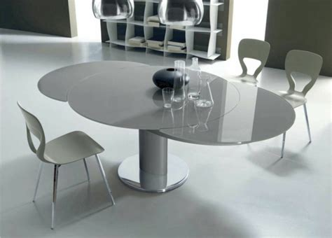 Table A Manger Ronde Extensible