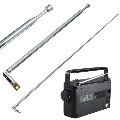 full channel am fm radio telescopic antenna replacement