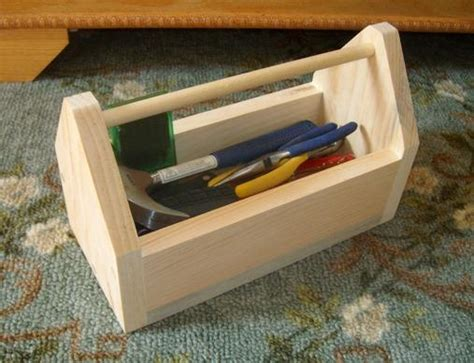 wood workwooden tool box plans    build diy