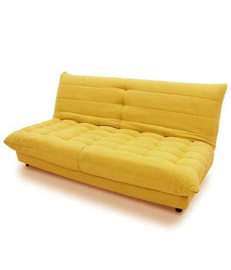 yellow sofa bed yellow sofa bed yoko sofa bed er yellow made thesofa