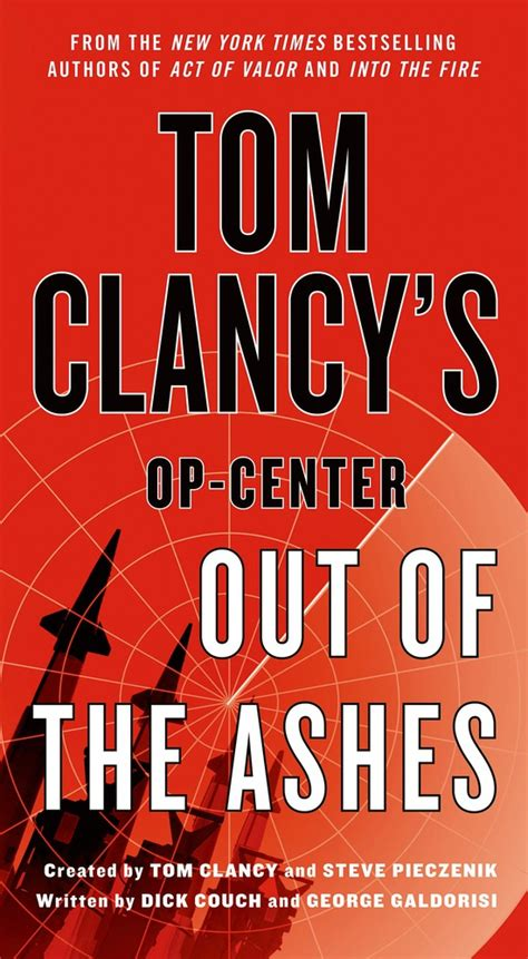 out of the ashes the of alaska books tom clancy s op center out of the ashes
