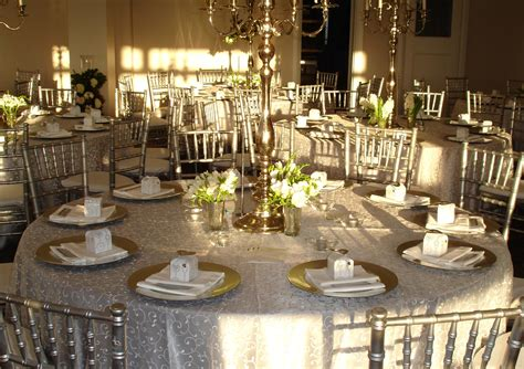 Wedding Table Themes Table Settings For Weddings Decoration