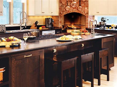 kitchen islands with cooktop 10 kitchen islands hgtv