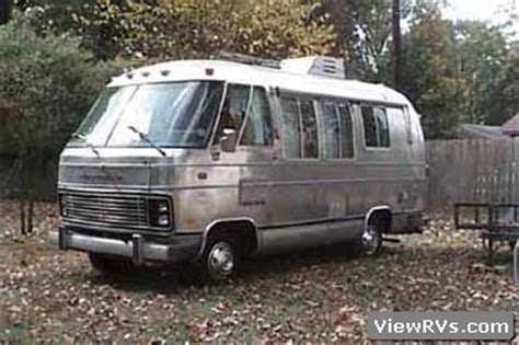 Argosy Interior Viewrvs Com 1977 Airstream 20 Motorhome A