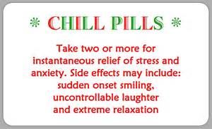 Personalised christmas labels tiggletaggle