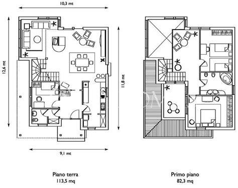 pianta della casa la casa dei sogni spaziosa e a risparmio energetico