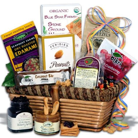 Where To Get The Best Deal On Gift Cards - healthy gift basket classic
