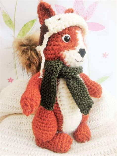 squirrel amigurumi crochet pattern the magic loop 39 best squirrels images on pinterest knitting patterns