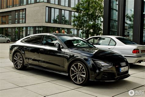 Audi Rs7 Performance by Audi Rs7 Sportback 2015 Performance 8 August 2016