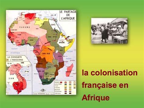 Colonial Plans by Expos 233 La Colonisation Fran 231 Aise En Afrique 233 Tudes