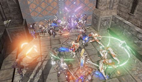 crusaders of light vs lineage 2 revolution lineage ii revolution gameplay screenshots and features