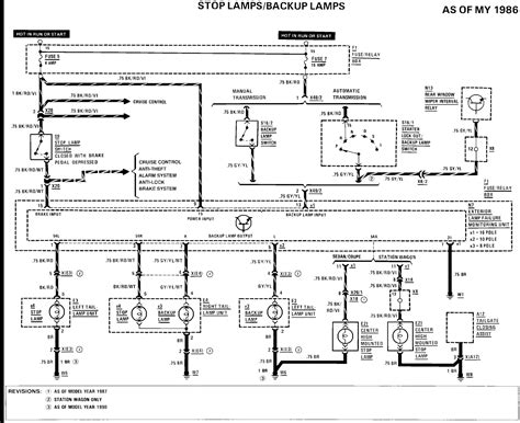 wiring diagram for 1978 450sl mercedes mercedes 450sl