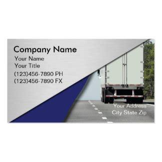 trucking business card template 2 000 truck business cards and truck business card
