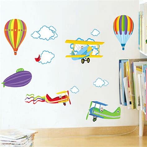 removable wall stickers for kids bedrooms cartoon wall stickers for kids baby rooms decor removable