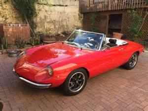 Alfa Romeo Duetto For Sale by 1969 Alfa Romeo Duetto 5 Speed For Sale Photos Technical