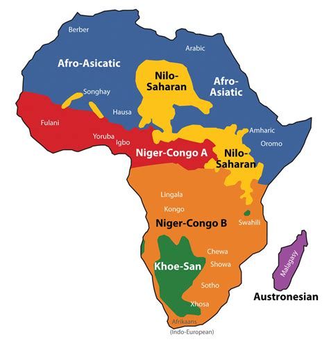 map of sub saharan africa a geographical analysis of sub saharan africa